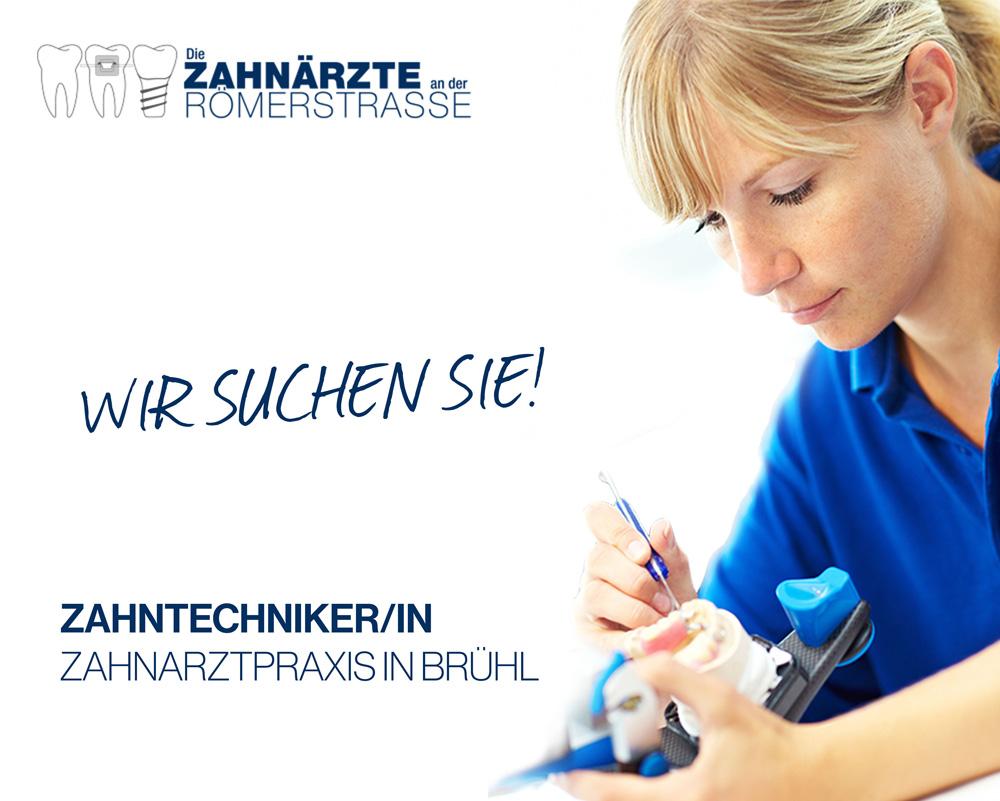 Jobs - die Zahnärzte an der Römerstraße | Zahnarzt Brühl